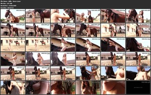 Milla - Horse Lover [FullHD 1080p]