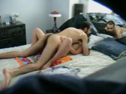 be naked couple yoga