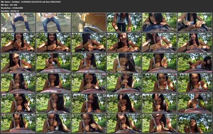 FariBanx - SCHWANZ GELUTSCHT auf dem SPIELPLATZ [FullHD 1080p]