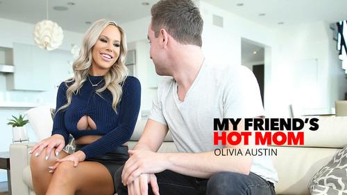 Olivia Austin, Van Wylde - My Fri3nd's H0t M0m