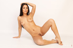 Alina Lopez Auditions For A Voice Over Gig And