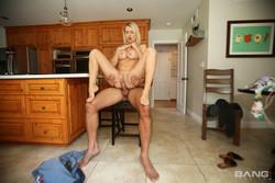Natalia Starr Fucks Her Neighbor On The Kitchen